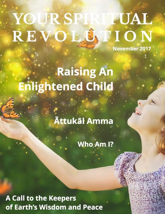 Your Spiritual Revolution - November 2017
