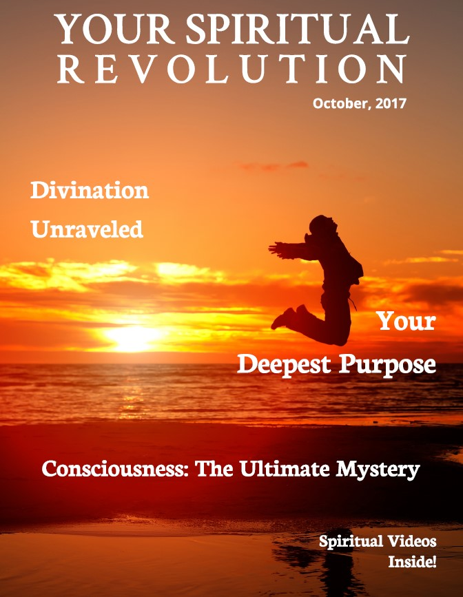 Consciousness - The Ultimate Mystery - Spiritual Image