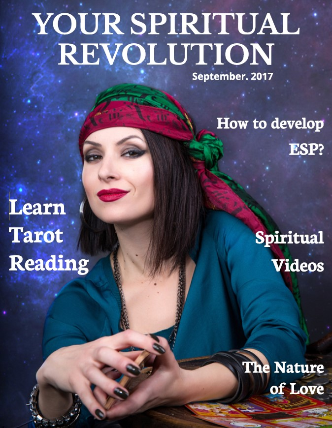 Learn Tarot Reading - Spiritual Image