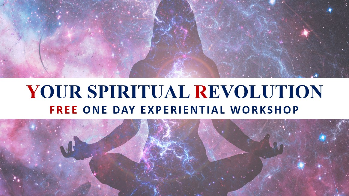 #YourSpiritualRevolutionWorkshop