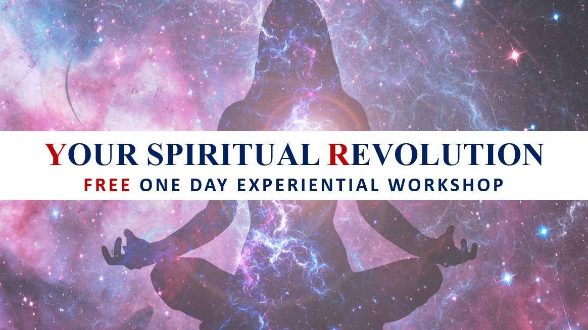 #YourSpiritualRevolutionWorkshop