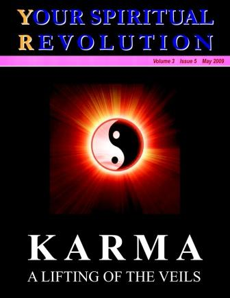 The Law of Karma - Spiritual Image