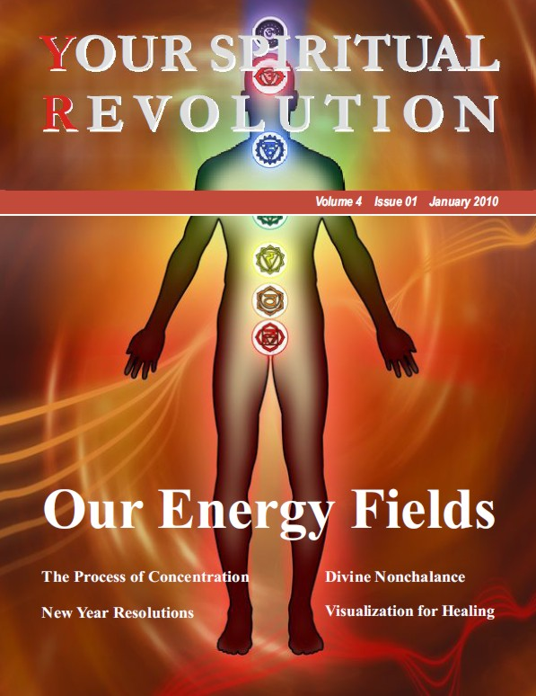 Our Energy Fields - Spiritual Image