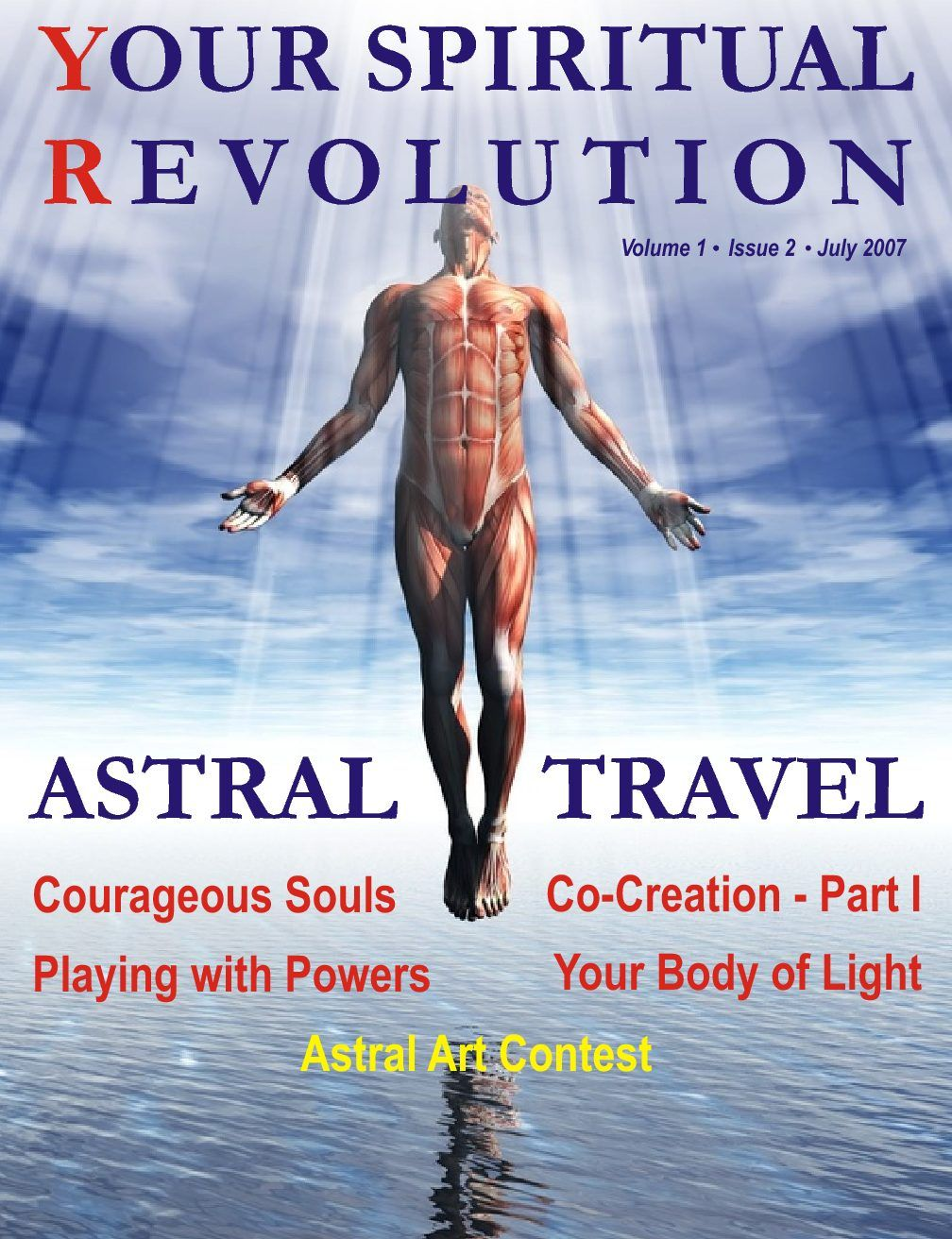 How to practice Astral Travel? - Your Spiritual Revolution Blog