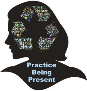 Theory of The Presents of Presence explained best by Ann Albers - Your Spiritual Revolution Blog