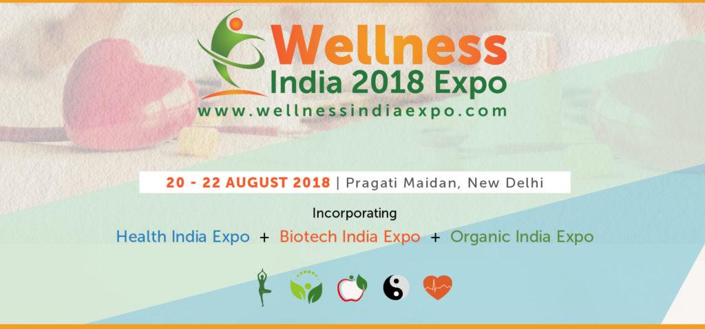 Wellness India 2018