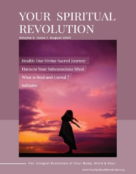 YSR August Issue - Your Spiritual Revolution