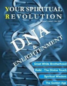 DNA- Your Spiritual Revolution