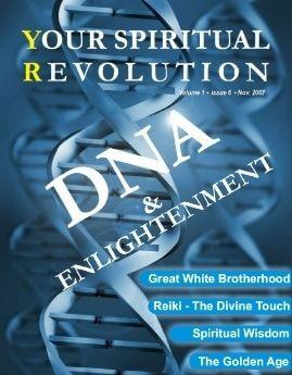 DNA - Your Spiritual Revolution