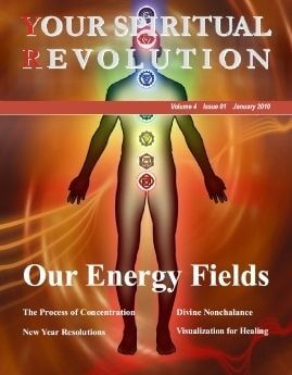 Our Energy Fields - Your Spiritual Revolution