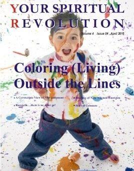 Coloring - Your Spiritual Revolution