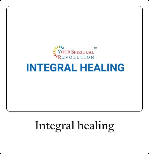 YSR Integral Healing