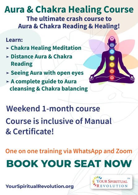 Aura and Chakra Course Book