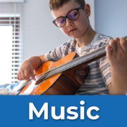 Music-Your Spiritual Revolution